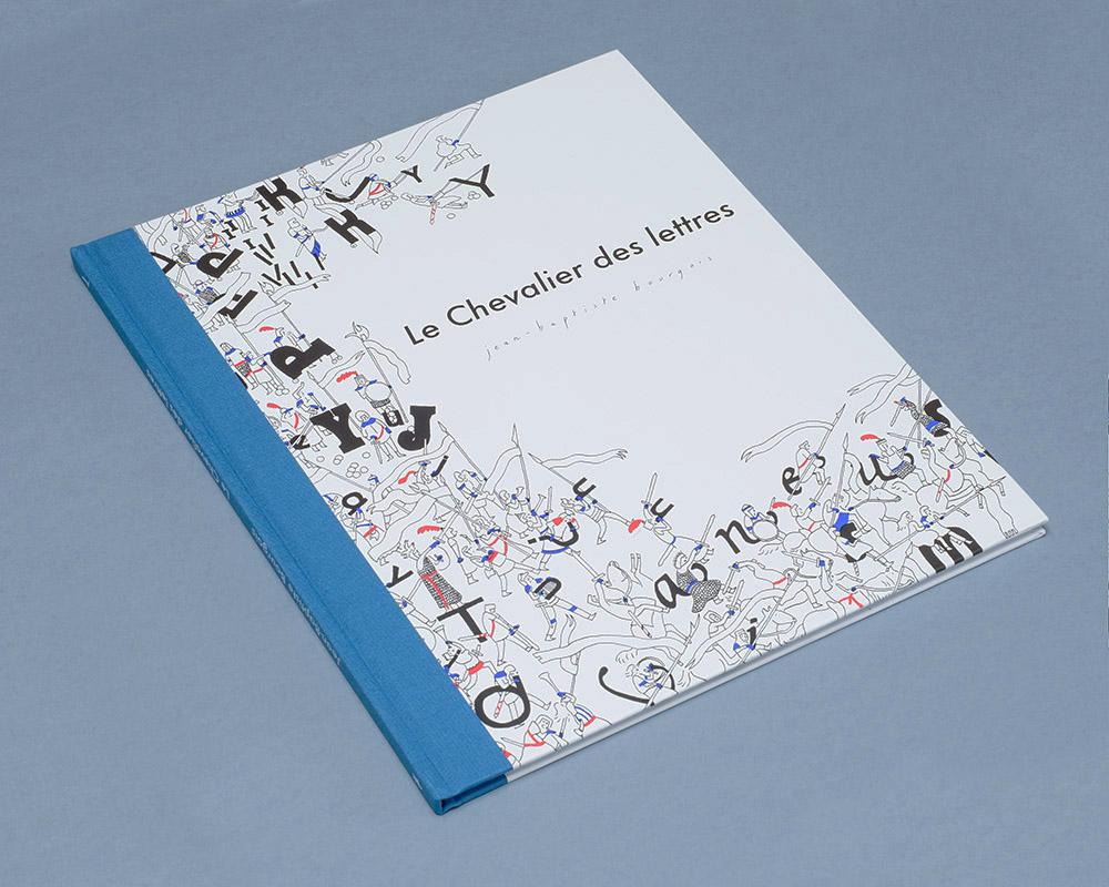 Le Chevalier des lettres, Le Petit Lézard, mai 2017
